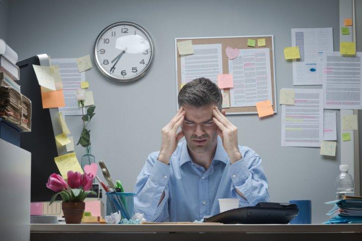 Tak selalu buruk, stres dan cemas bisa jadi baik untuk Anda