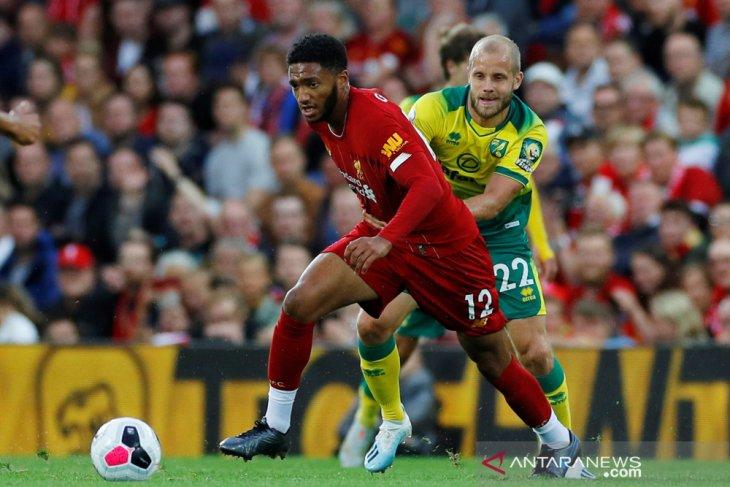 Liverpool bidik Piala Super Eropa menjadi trofi pertama musim ini