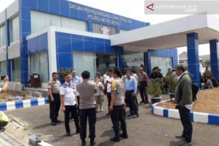 Kantor Satpas SIM di Bekasi resmi pindah ke komplek pemda