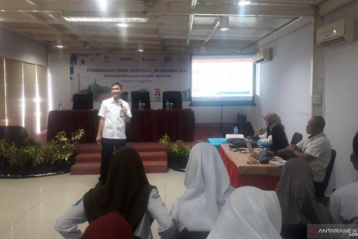 PT Surveyor Indonesia dekatkan pelajar SMN dengan dunia kerja