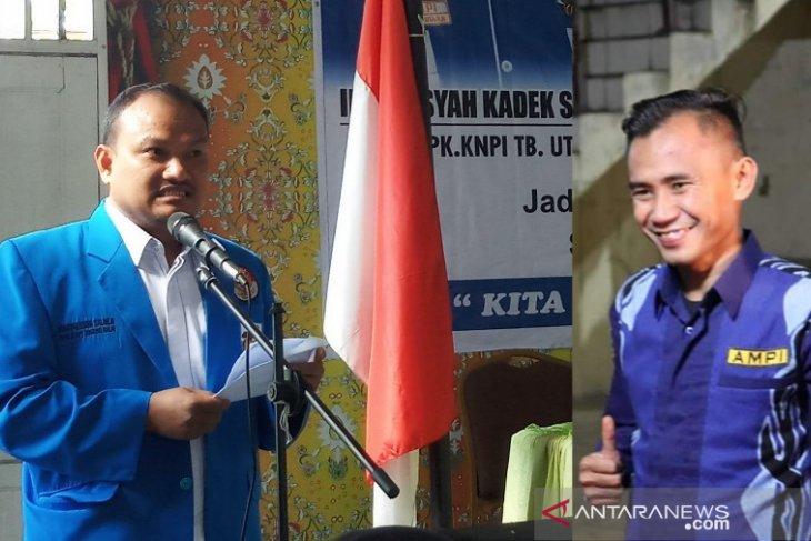 Heru Pratama terpilih sebagai Ketua KNPI Tanjungbalai Utara