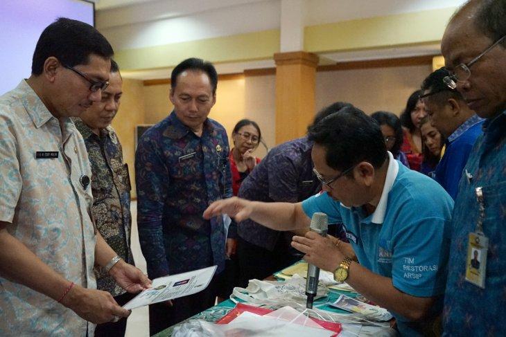 Pemkot Denpasar sosialisasikan kearsipan