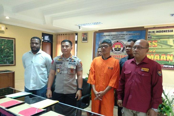 Polisi serahkan kasus korupsi dana hibah ke Kejari Badung