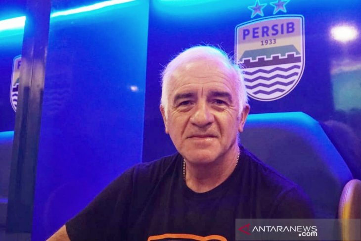 Jelang laga Persib vs Borneo, Gomez: Maung Bandung tim yang diperhitungkan