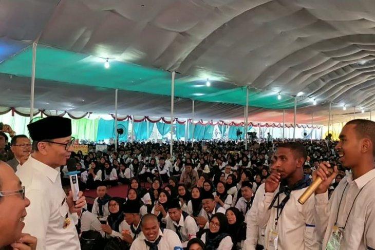 Kesuksesan yang diraih  Gubernur Banten berproses sejak kecil