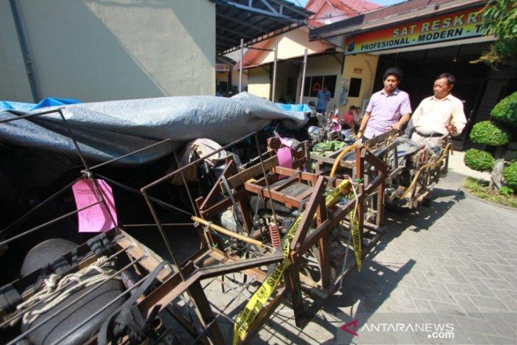 Satreskrim Polresta Banjarmasin tangkap tujuh pelaku penyalagunaan BBM