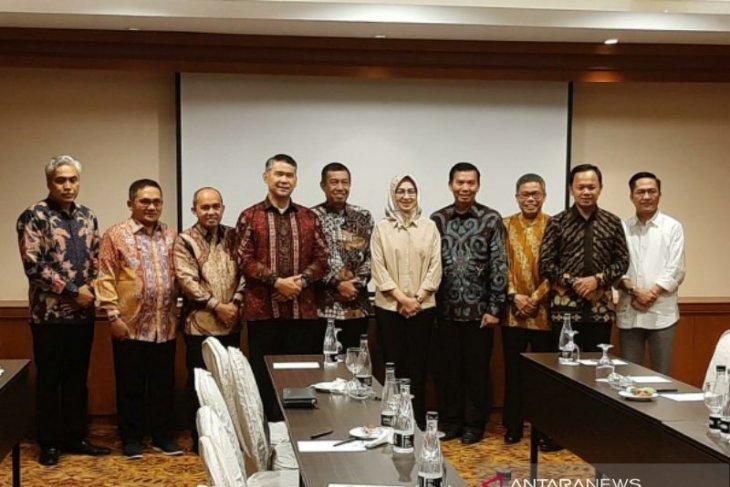 Wali Kota Pangkalpinang hadiri rapat dewan APEKSI di Jakarta