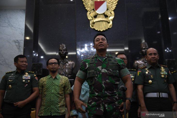 Hargai keputusan TNI pertahankan Enzo