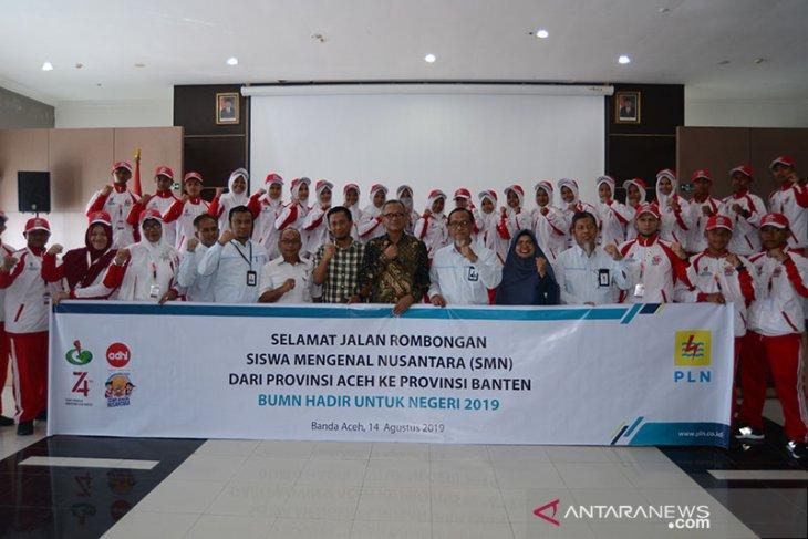 GM PLN minta peserta SMN Aceh manfaatkan kesempatan tambah wawasan