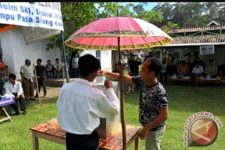 Seorang warga Barito Timur dipenjara dua bulan terbukti coblos dua kali