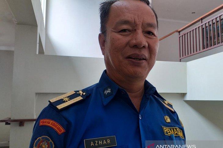 Jumlah kasus kebakaran di Kabupaten Belitung meningkat