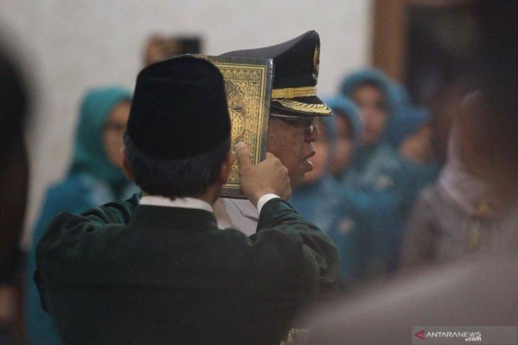 Maryoto Birowo dilantik sebagai Bupati Tulungagung