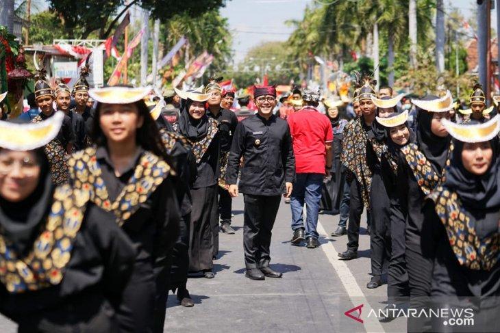 Banyuwangi rekatkan persatuan bangsa lewat karnaval kebangsaan