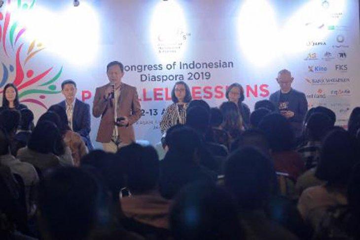 Bima Arya bicara kota masa depan pada Kongres Diaspora Indonesia