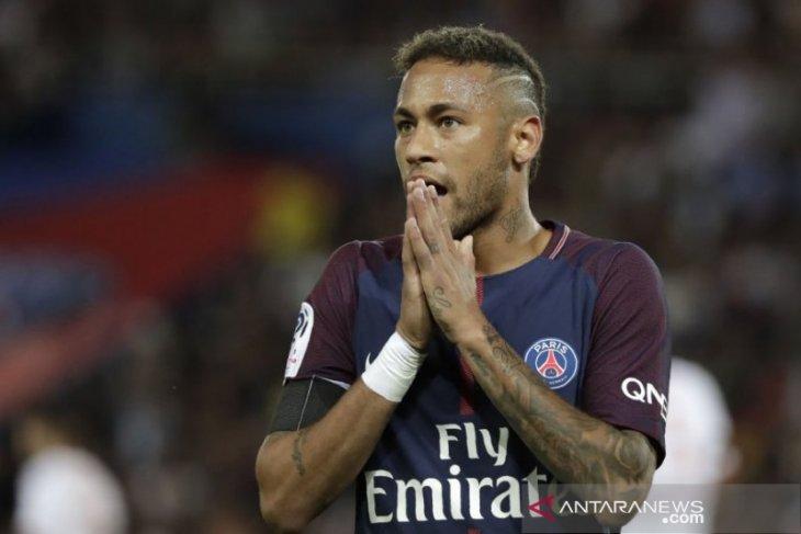 Barcelona pinjam Neymar, PSG siap menyampaikan penolakan