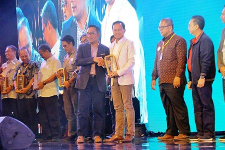 Kota Bogor raih 3 penghargaan dalam ajang Piala Humas Jabar 2019