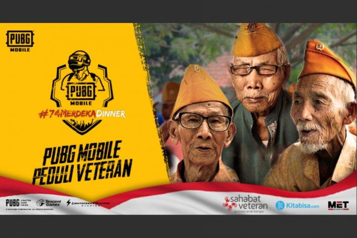 PUBG galang dana untuk veteran