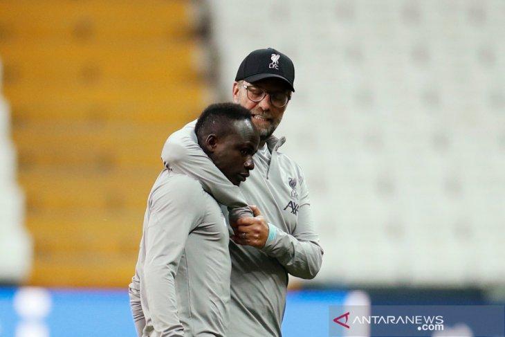 Sadio Mane siap main sejak awal saat Liverpool lawan Chelsea