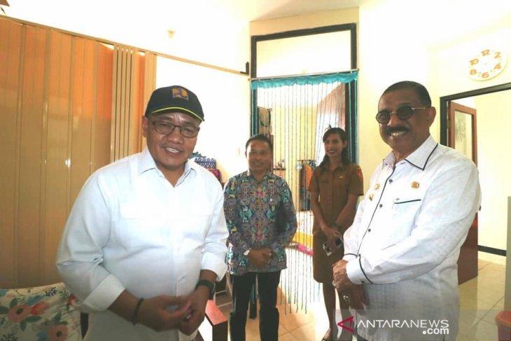 PUPR rumah susun cocok dibangun di kota Ambon