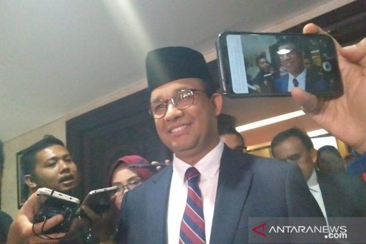 Soal Wagub Jakarta,  Anies: