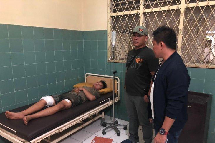 Melawan saat ditangkap, Polres Langkat tembak bandar narkotika