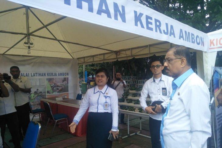 20 perusahaan ikut job fair digelar Pemkot Ambon