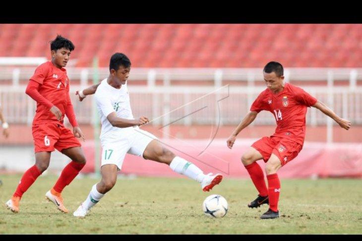 Indonesia juara Grup A AFF U-18