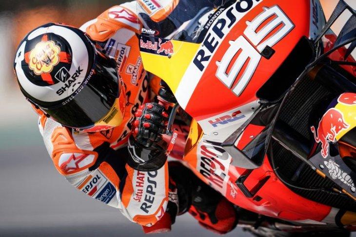 Setelah alami cedera, Honda berharap Lorenzo bisa kembali balapan di Silverstone