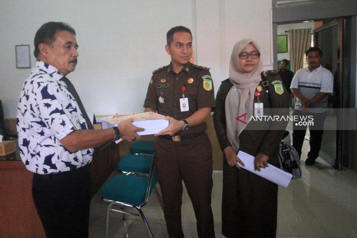 Jaksa limpahkan perkara korupsi mantan Bupati Simeulue ke  pengadilan