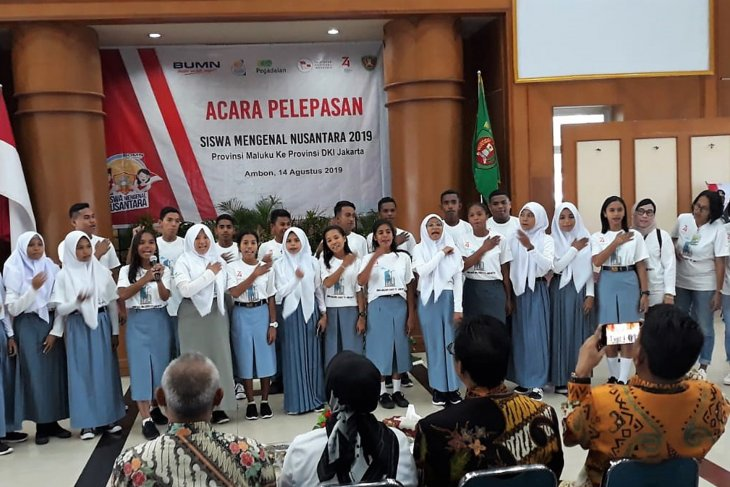 Gubernur Murad minta peserta SMN perkenalkan kondisi Maluku