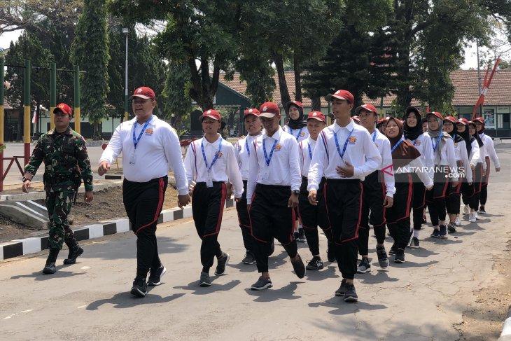 Berkunjung ke Malang, Peserta Siswa Mengenal Nusantara dibekali nilai-nilai kebangsaan
