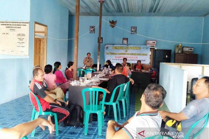 Dana desa di Tering Kutai Barat masih didominasi Infrastruktur