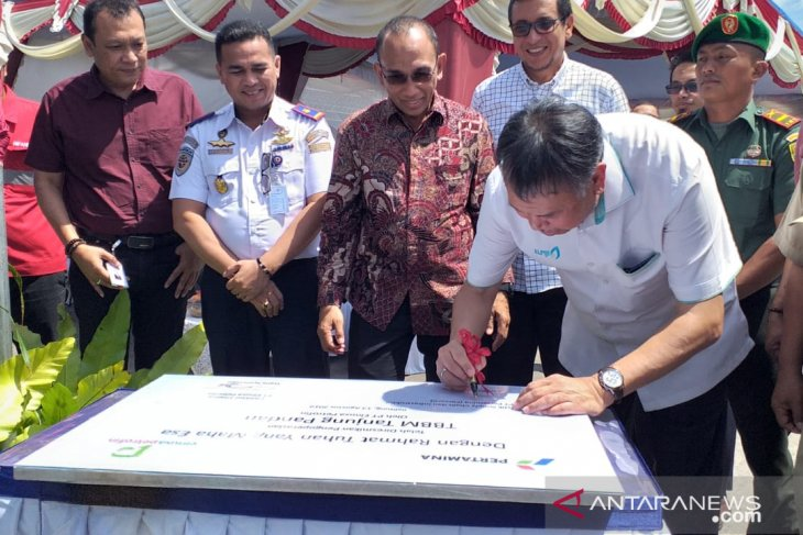 Pertamina tunjuk Elnusa Petrofin kelola TBBM Tanjung Pandan