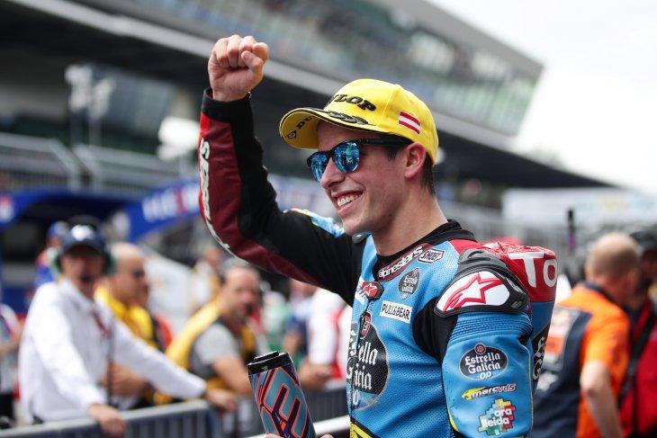 Alex Marquez menunda kepindahan ke MotoGP