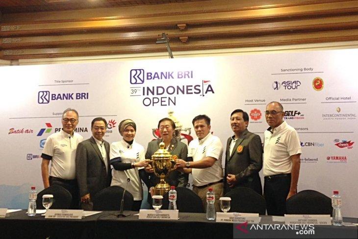Indonesia Open tingkatkan peminat golf di Tanah Air