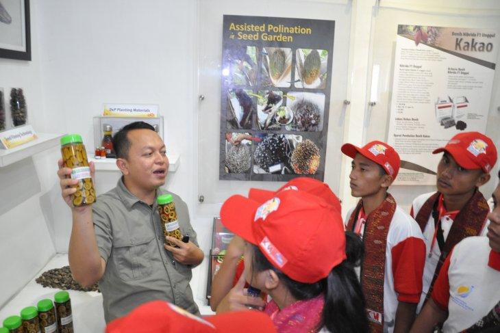 PPKS berharap peserta siswa mengenal nusantara PTPN IV jadi pengkampanye positif sawit