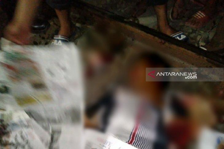 Pengendara betor tewas ditabrak kereta api Binjai-Medan