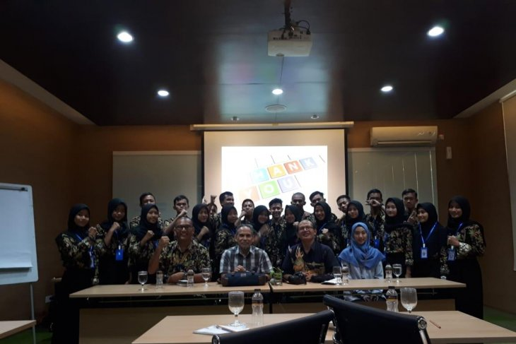 23 SMN Banten antusias peroleh Ilmu jurnalistik dan Medsos