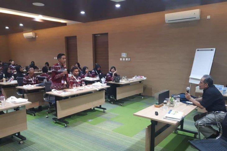 26 peserta SMN Aceh minati penulisan artikel  populer
