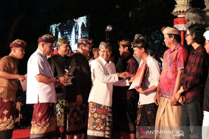 Gubernur Bali minta masukan untuk pameran pembangunan