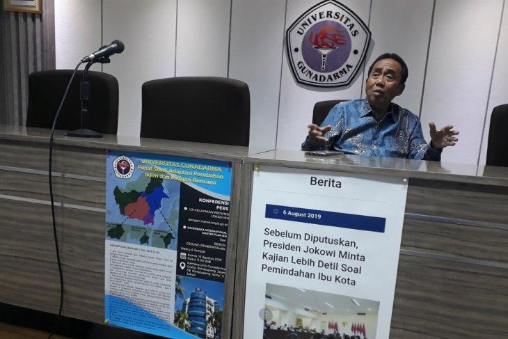 Kalimantan Selatan dinilai tepat menjadi ibu kota negara