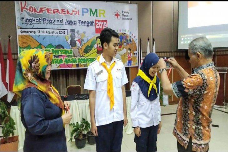 PMI gelar konferensi PMR se Jateng ajak aksi bersama untuk aman bencana