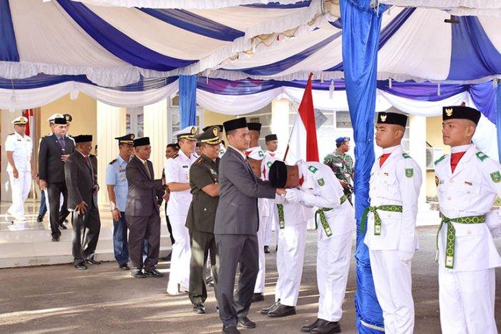 Wali Kota Sabang kukuhkan 30 peserta Paskibraka