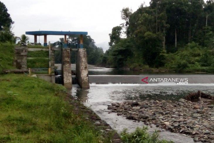 Debit air PDAM Mukomuko berkurang akibat kemarau