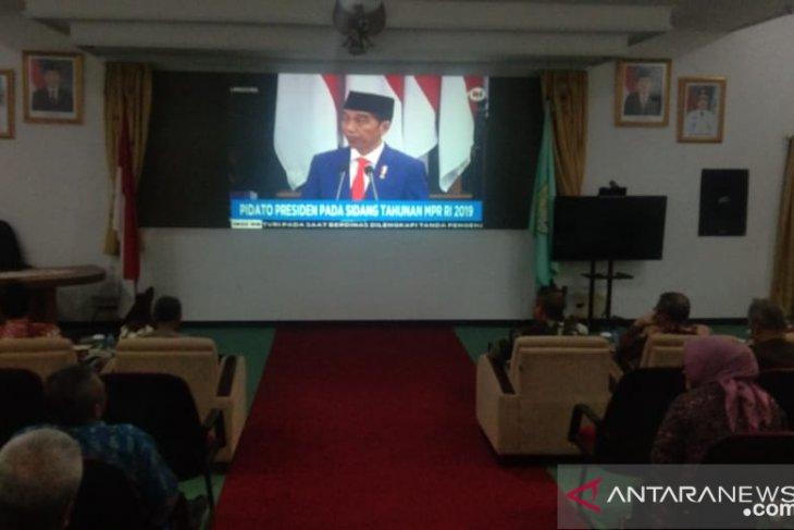Kalbar siap selaraskan program pembangunan dengan pidato kenegaraan presiden