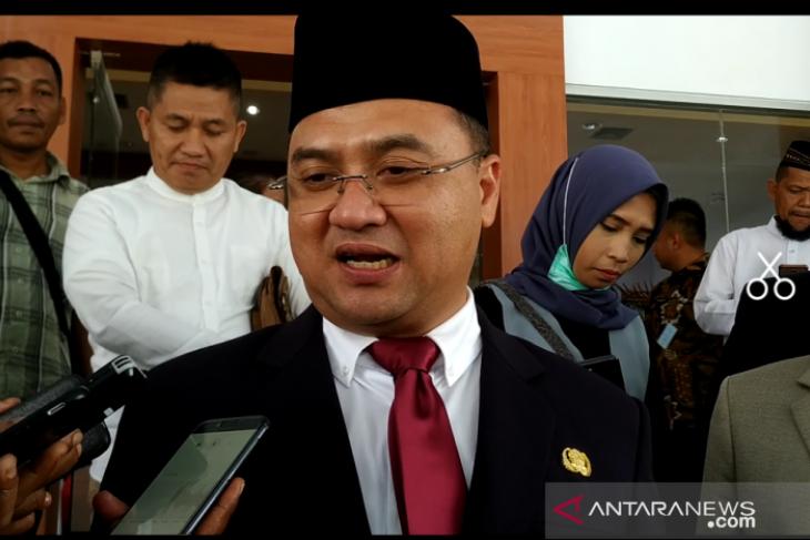 Sidang Tahunan - Gubernur Babel siap realisasikan semangat Presiden Jokowi bangun persatuan