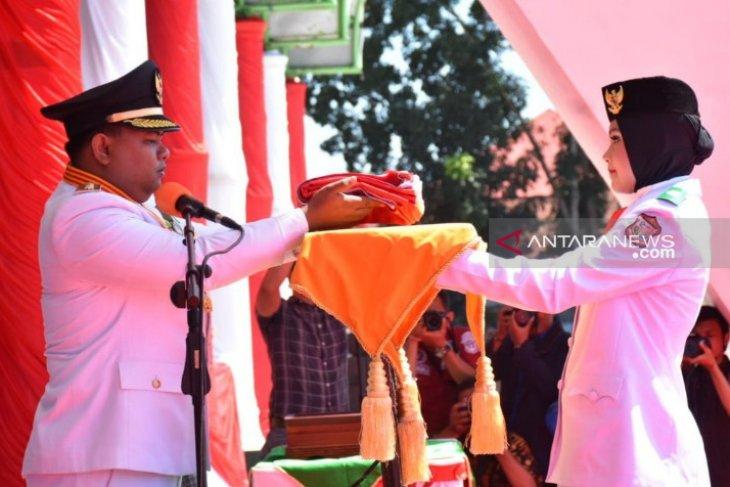 Wali Kota Tanjungbalai irup HUT ke- 74 RI