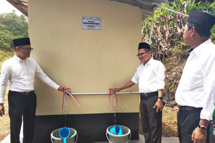 Masyarakat pulau Tawabi harapkan Pemkab Halsel sediakan fasilitas air bersih