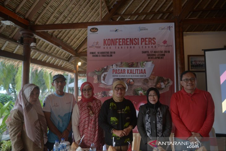 Tanjung Lesung Siap Gelar RHINO CROSS TRIATHLON 2019