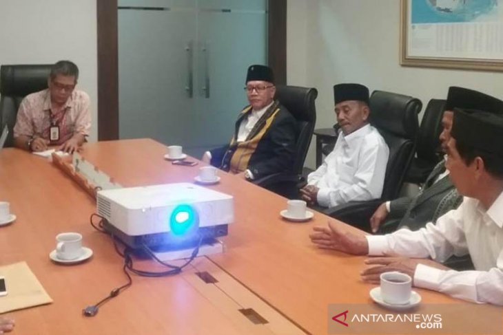 Masyarakat Tapsel lapor ke Kantor Staf Presiden soal PLTA Batangtoru